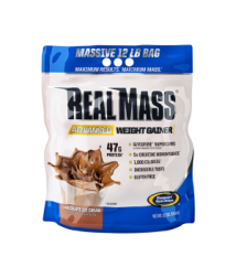 REAL MASS GAINER 12LBS