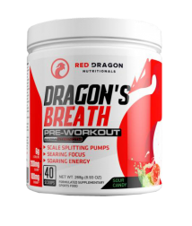 DRAGON'S BREATH  40ser