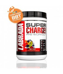 LABRADA SUPER CHARGE PRE-WORKOUT 25SERVING